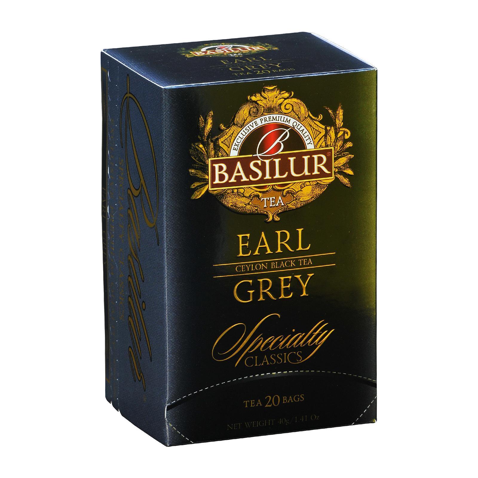 Basilur Tea Specialty Classics Earl Grey Tea