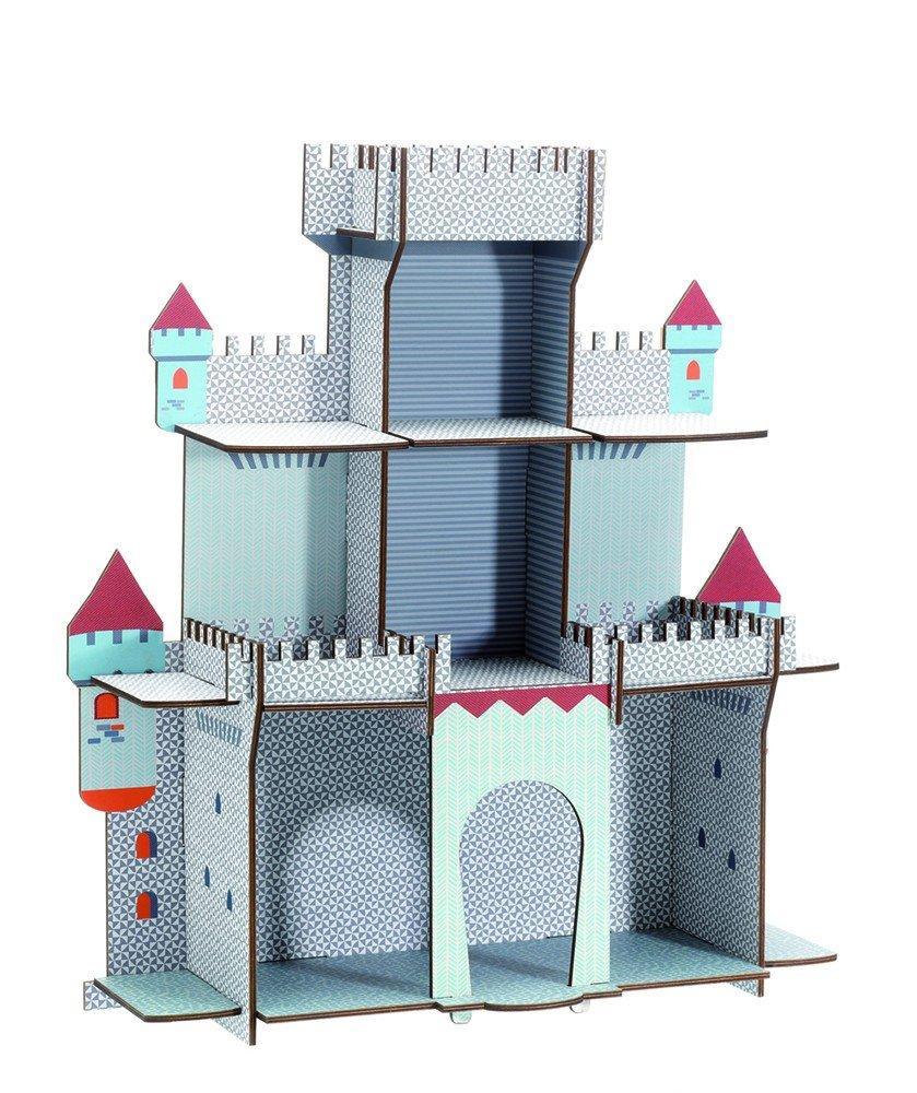 DJECO Knights Citadel Wall Shelf