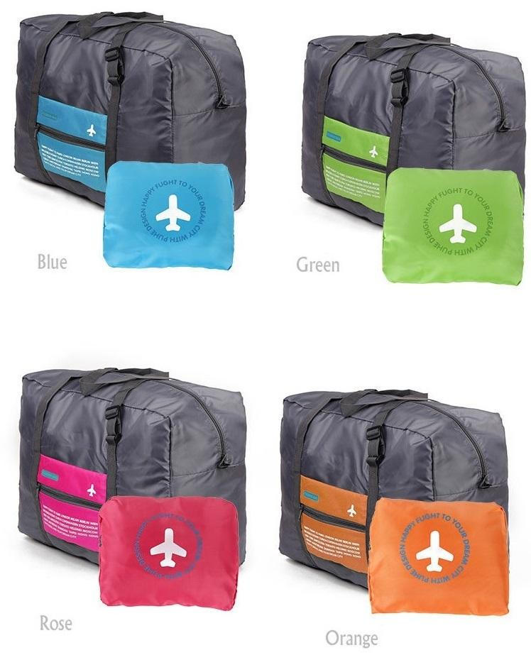 Large Travel Foldable Bag Luggage Bag