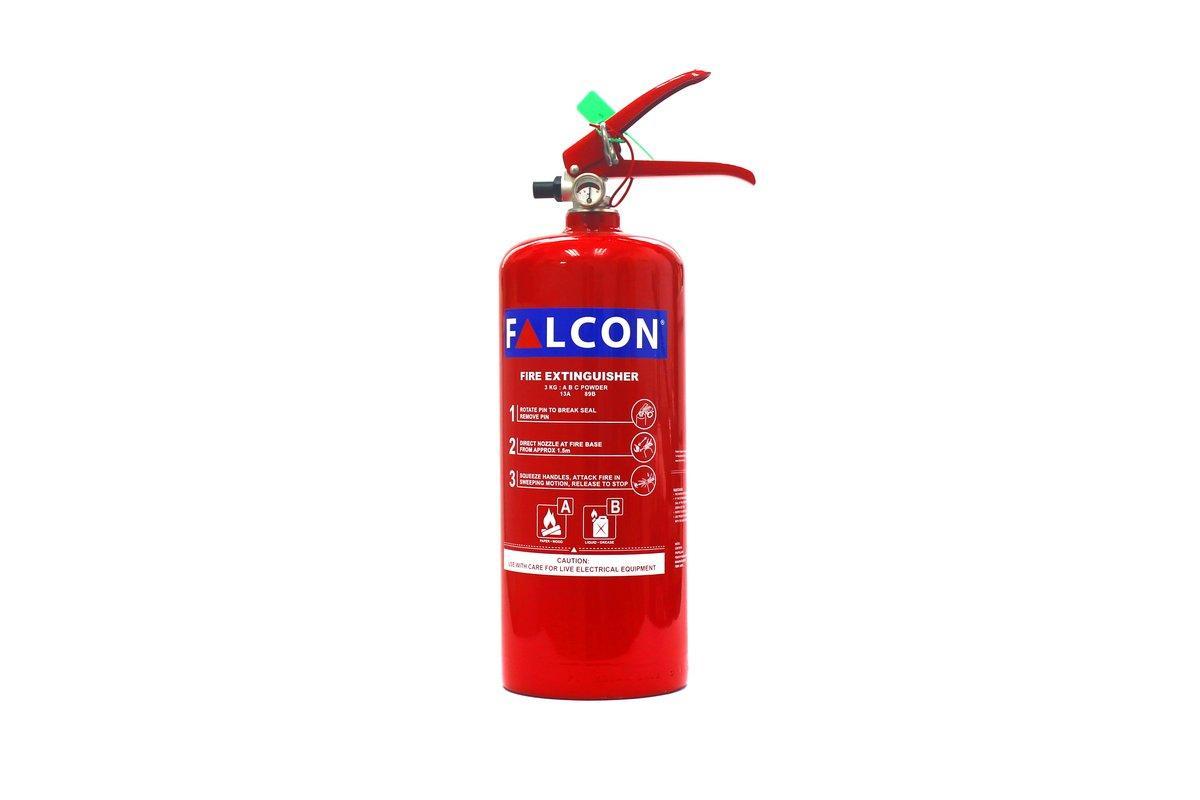 Falcon ABC Powder Extinguisher 3kg
