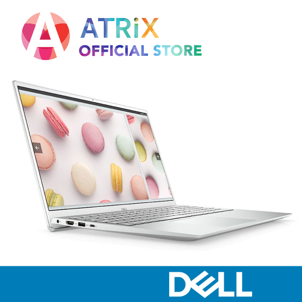 【Same Day Delivery】DELL New Inspiron 15 5000 Laptop (5501) | i5-1035G1 | 8GB RAM | 512GB SSD | MX330 Graphics | 2Y Dell onsite warranty | 5501-103852G