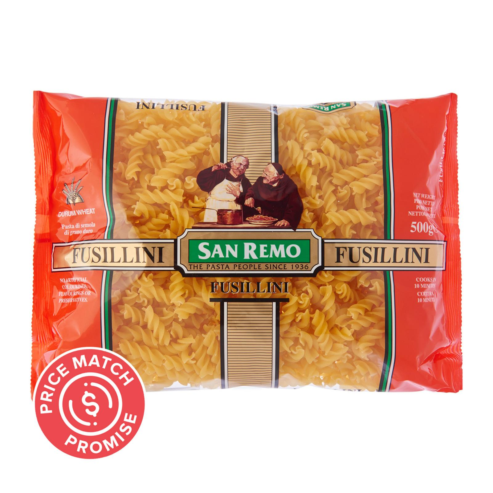 San Remo Pasta Fusillini No. 55