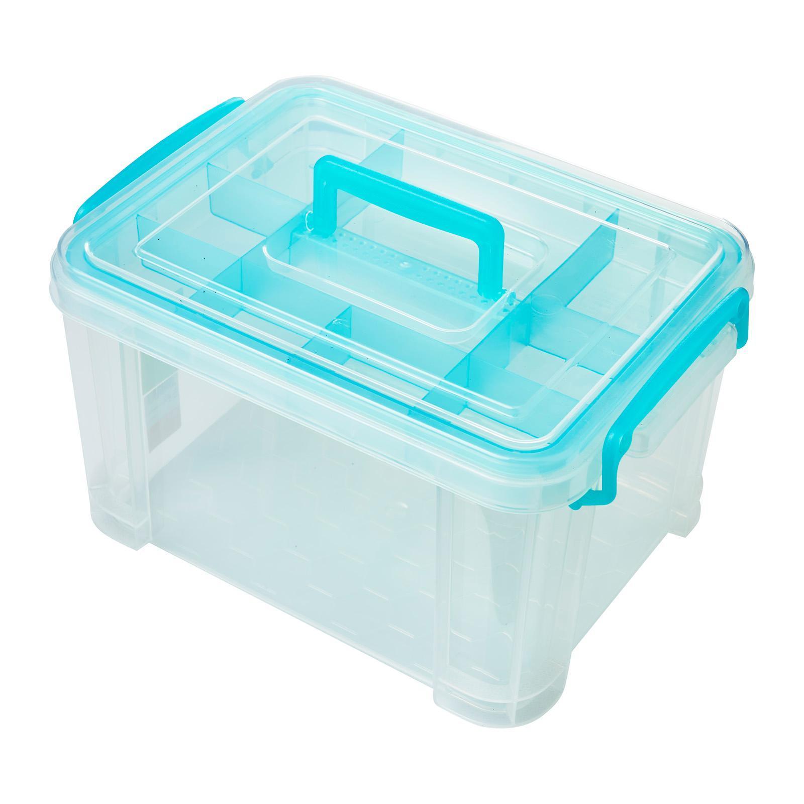 Citylife 8L Storage Box with Partition