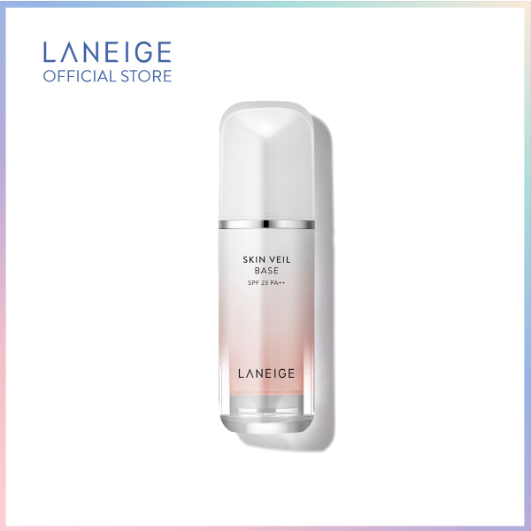 Buy LANEIGE Skin Veil Base SPF23 PA++ 30ml [Select from 4 Shades] Singapore