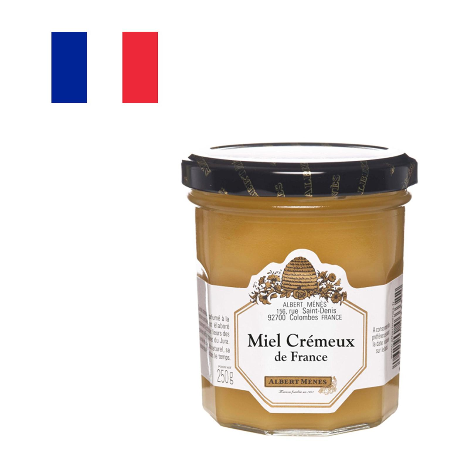 Albert Menes Creamy Honey From France - By My Market Sg