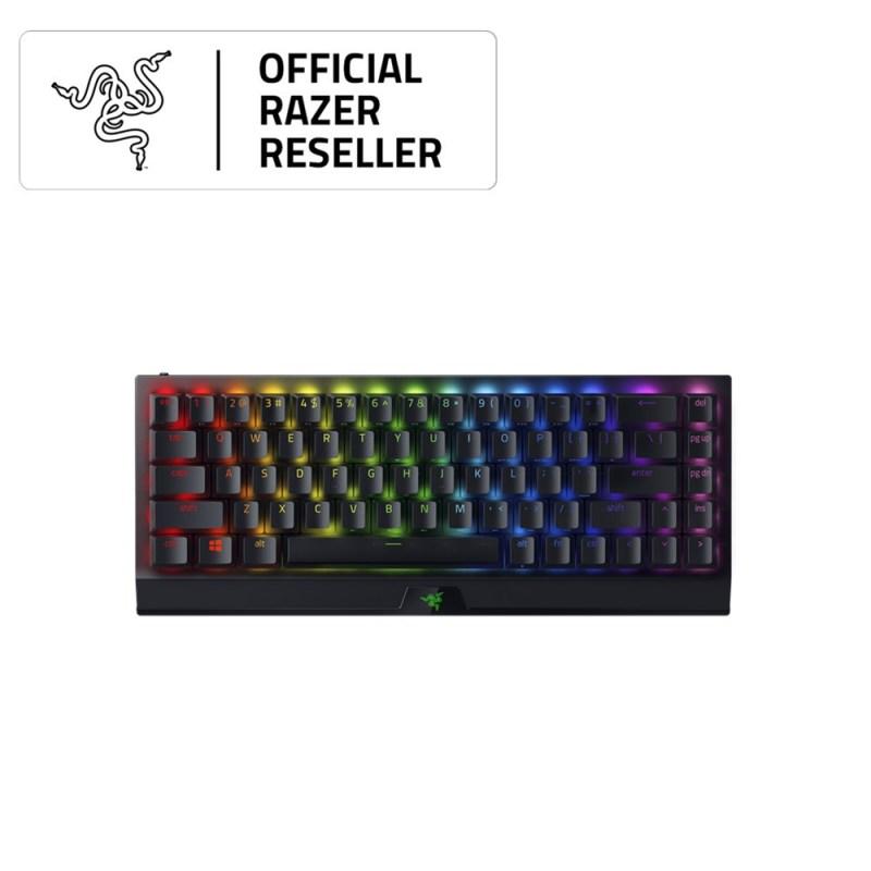 [NEW] Razer BlackWidow V3 Mini HyperSpeed - 65% Wireless Mechanical Gaming Keyboard Singapore