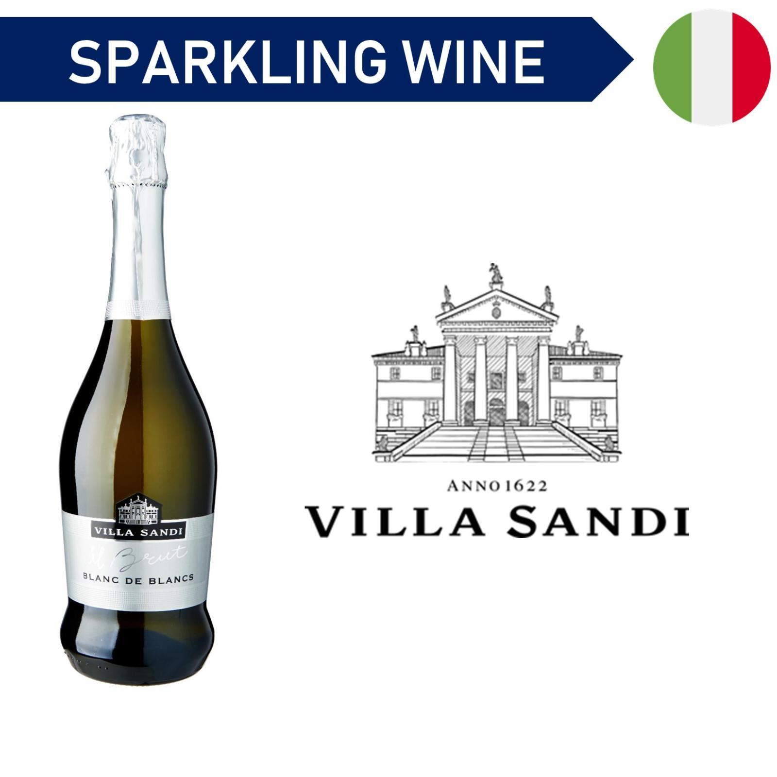 Villa Sandi Brut Blanc De Blancs Sparkling Wine