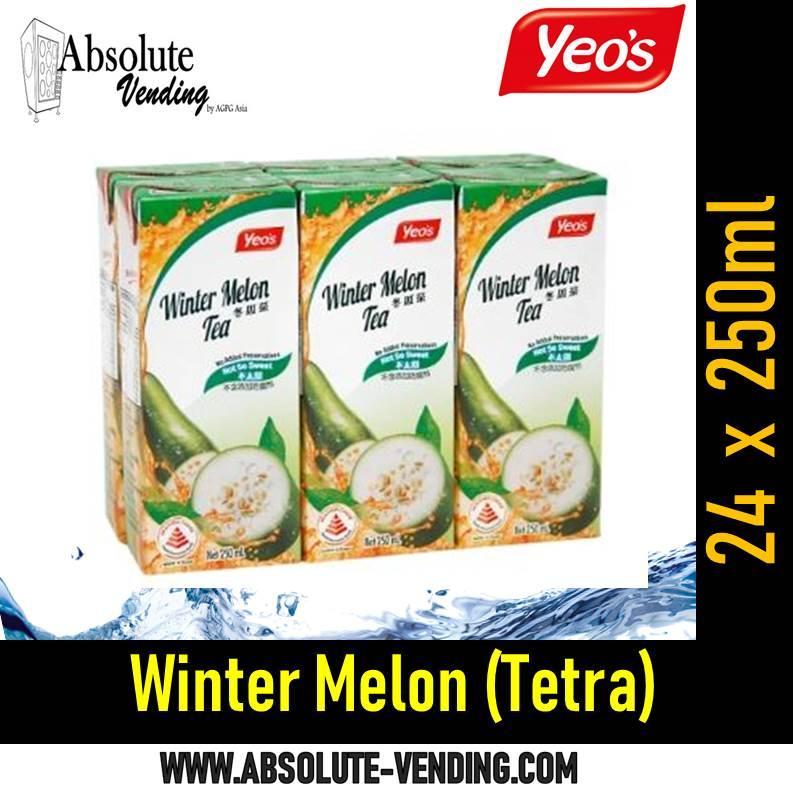 Yeos Winter Melon Tea (tetra) By Absolutevending-Drinkrus.