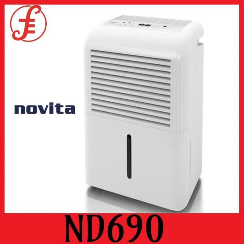 NOVITA ND690 DEHUMIDIFIER (740W) (ND690) Singapore