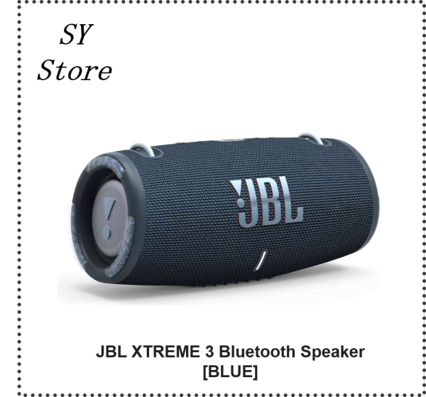 JBL Xtreme 3 Bluetooth Speaker [Free Umbrella] - SY Store Singapore