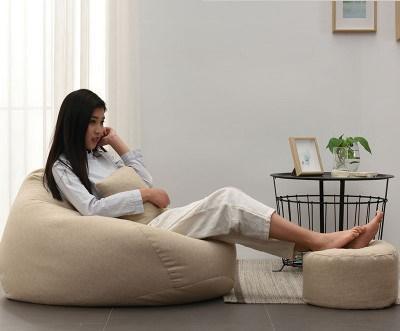 Local Seller Fast Shipping  ★  Lazy couch BEAN BAG★ BEANBAGS! Sofa Good Quality Bean Bag Small cute bean bag