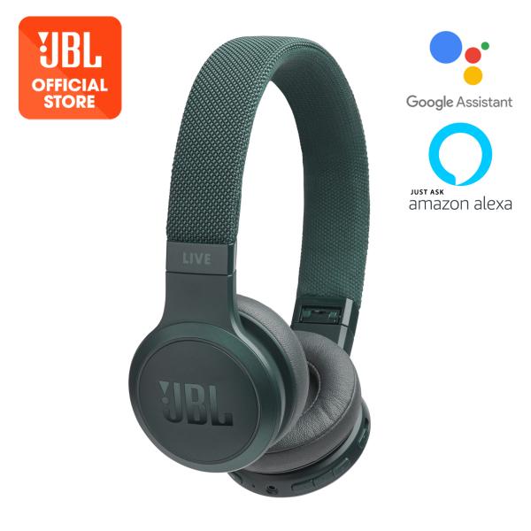 JBL LIVE 400BT Wireless On Ear Headphones Singapore