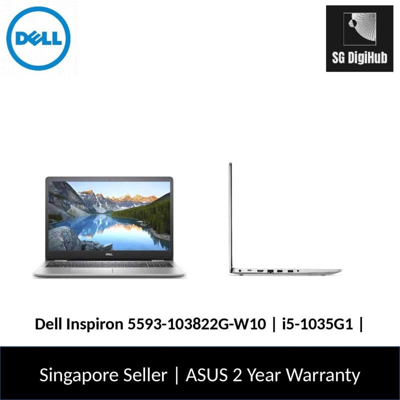 Dell Inspiron 5593-103822G-W10   i5-1035G1   8GB RAM   256GB SSD   NVIDIA MX230   2Y Warranty