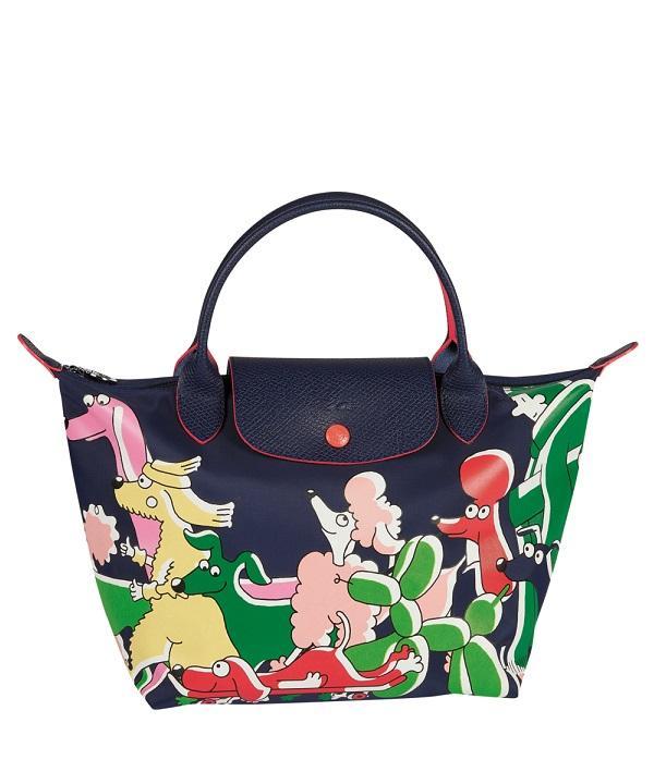 d08a08f78e Longchamp Le Pliage Clo é Floirat Small Tote Bag