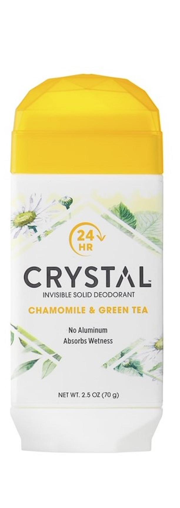 Buy Crystal Invisible Soild Deodorant - Chamomile & Green Tea 2.5 oz (70 g) Singapore