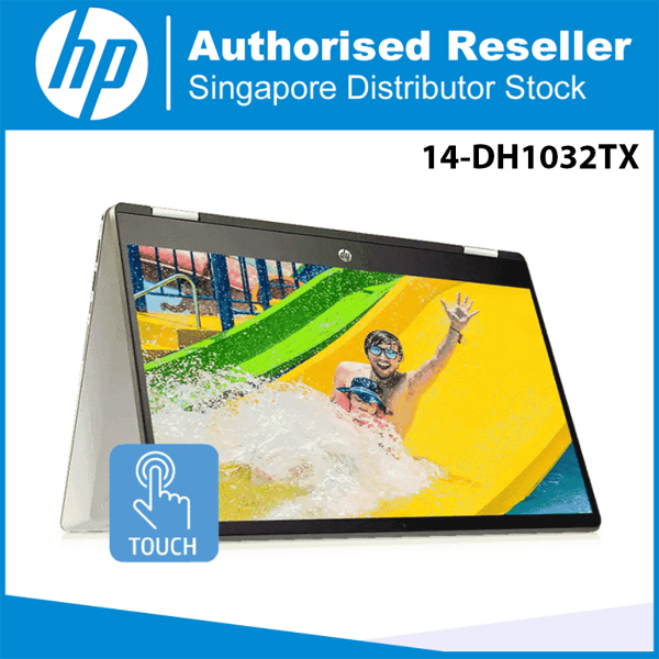 HP Pavilion X360 14-DH1032TX (8NN32PA) i7-10510U 16GB RAM 512GB SSD Convertible Laptop