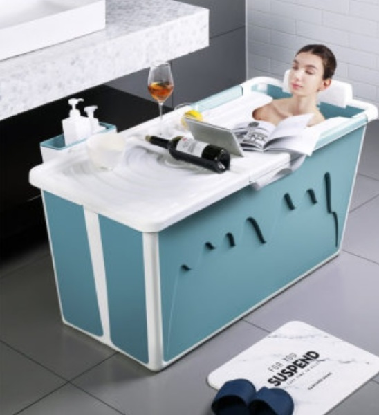 Buy Local Seller Adult Foldable Bathtub Portable Bathtub Folding Bath tub Soaking Tub HDB Children Bathtub Light Tub Children Plastic Bathtub  Plastic Portable Bathtub Singapore