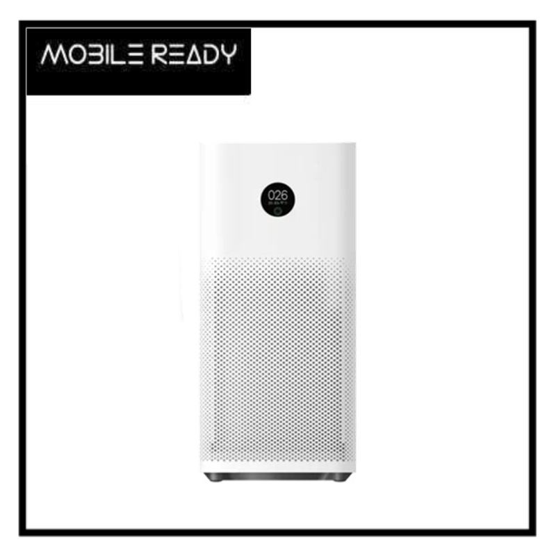 XIAOMI MI AIR PURIFIER 3H (Model:FJY4031GL) OLED Touch Display 24HR only 38W saves electricity Singapore