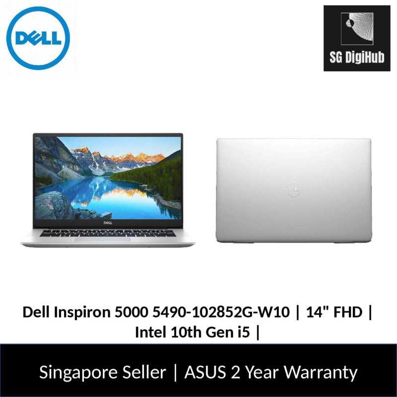 Dell Inspiron 5000 | 14 FHD | Intel 10th Gen i5 | 8GB RAM | 512 SSD | GeForce 2GB | 5490-102852G-W10