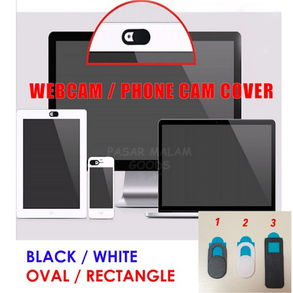 Delivered 3-4 Days [ 9PC ] Webcam Phone Cam Cover Tablet Privacy Safety Laptop Macbook Computer Camera Cover