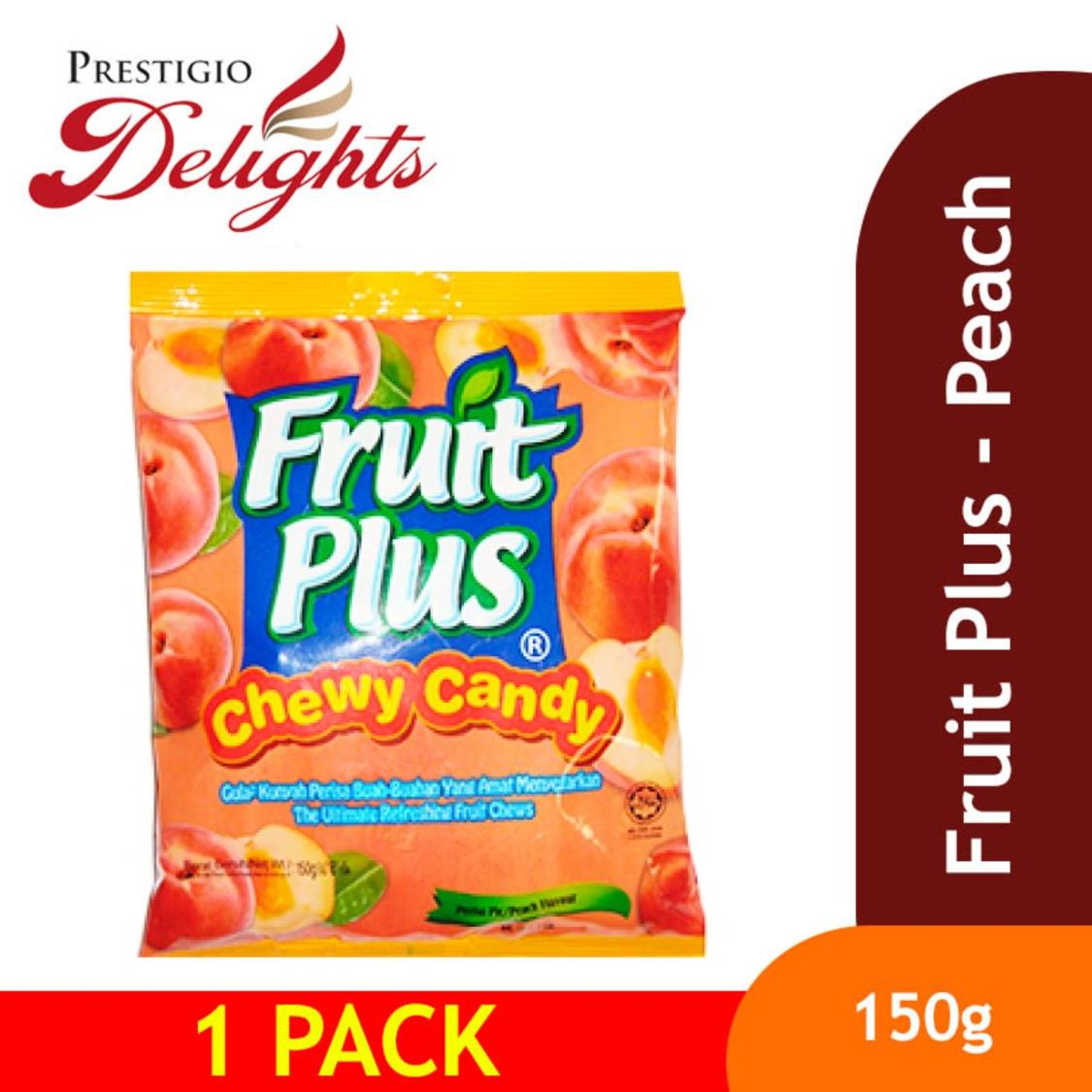 Fruit Plus - Peach By Prestigio Delights.