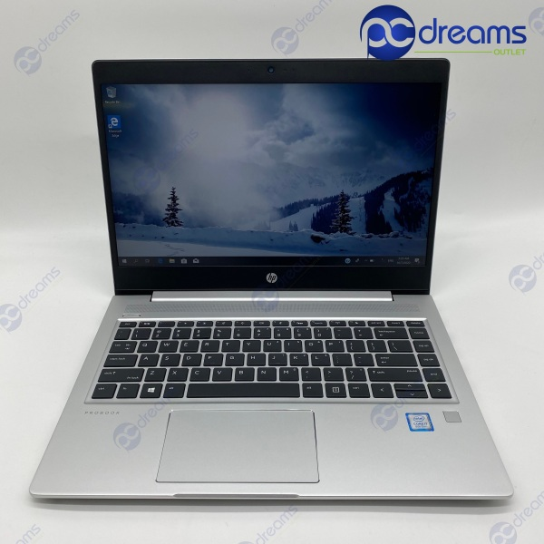 HP PROBOOK 440 G6 (4RZ53AV) i7-8565U/16GB/512GB PCIe NVMe TLC SSD [New Reconditioned]