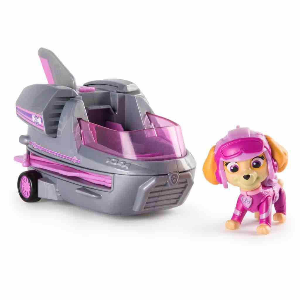 Paw Patrol - Skye 's Rescue Jet with Extendable Wings