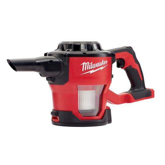 MILWAUKEE M18 Compact Hand Vacuum Cleaner (BARE TOOL) M18CV-0