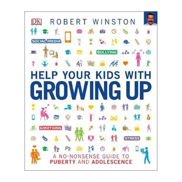 Help Your Kids With Growing Up: A No-Nonsense Guide To Puberty And Adolescence (Paperback)