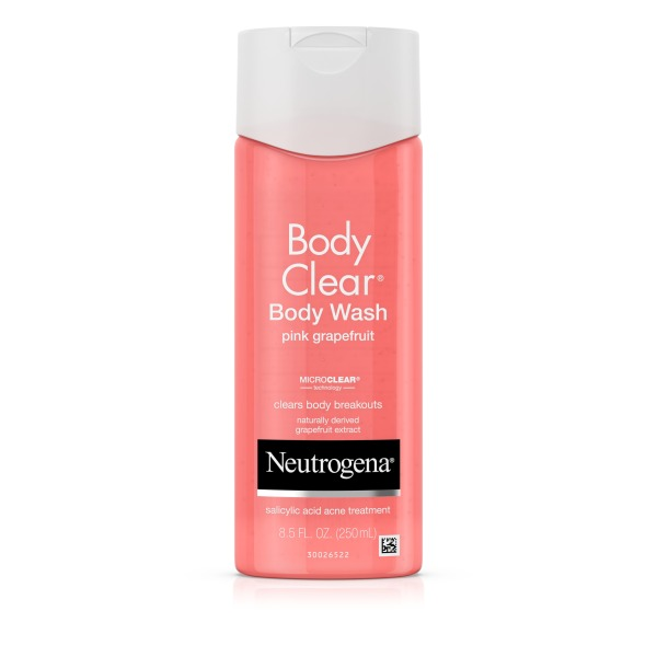 Buy Neutrogena Body Clear Pink Grapefruit Acne Body Wash 250ml Singapore