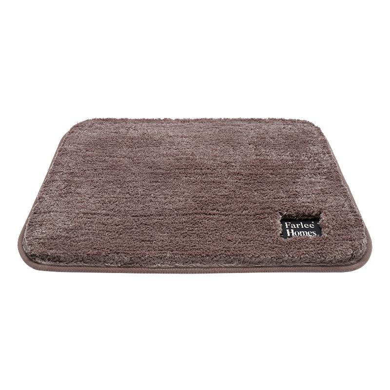 Thick Hotel Bathroom Mats Bathroom Doormat Shower Room Water Absorption Mat Rug into Doorway Floor Towel