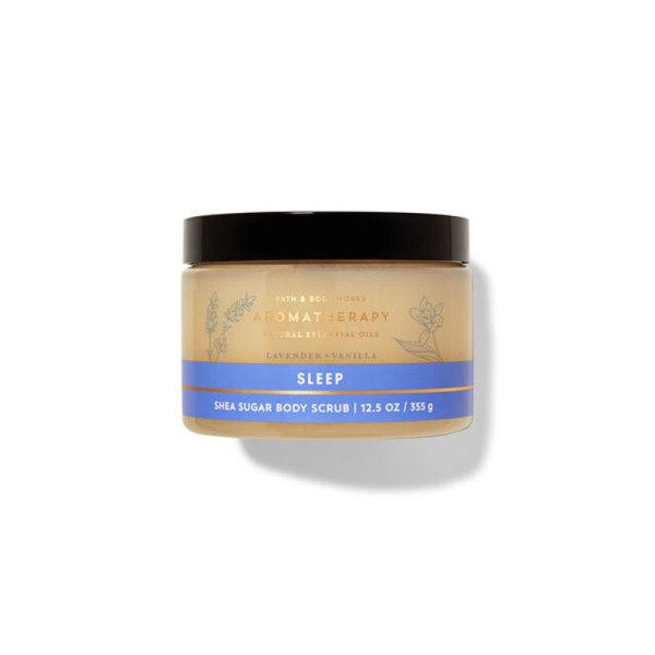 Buy Bath & Body Works : Aromatherapy Sleep : Lavender Vanilla Sugar Scrub - 368g - Bath and Bodyworks - BBW Singapore