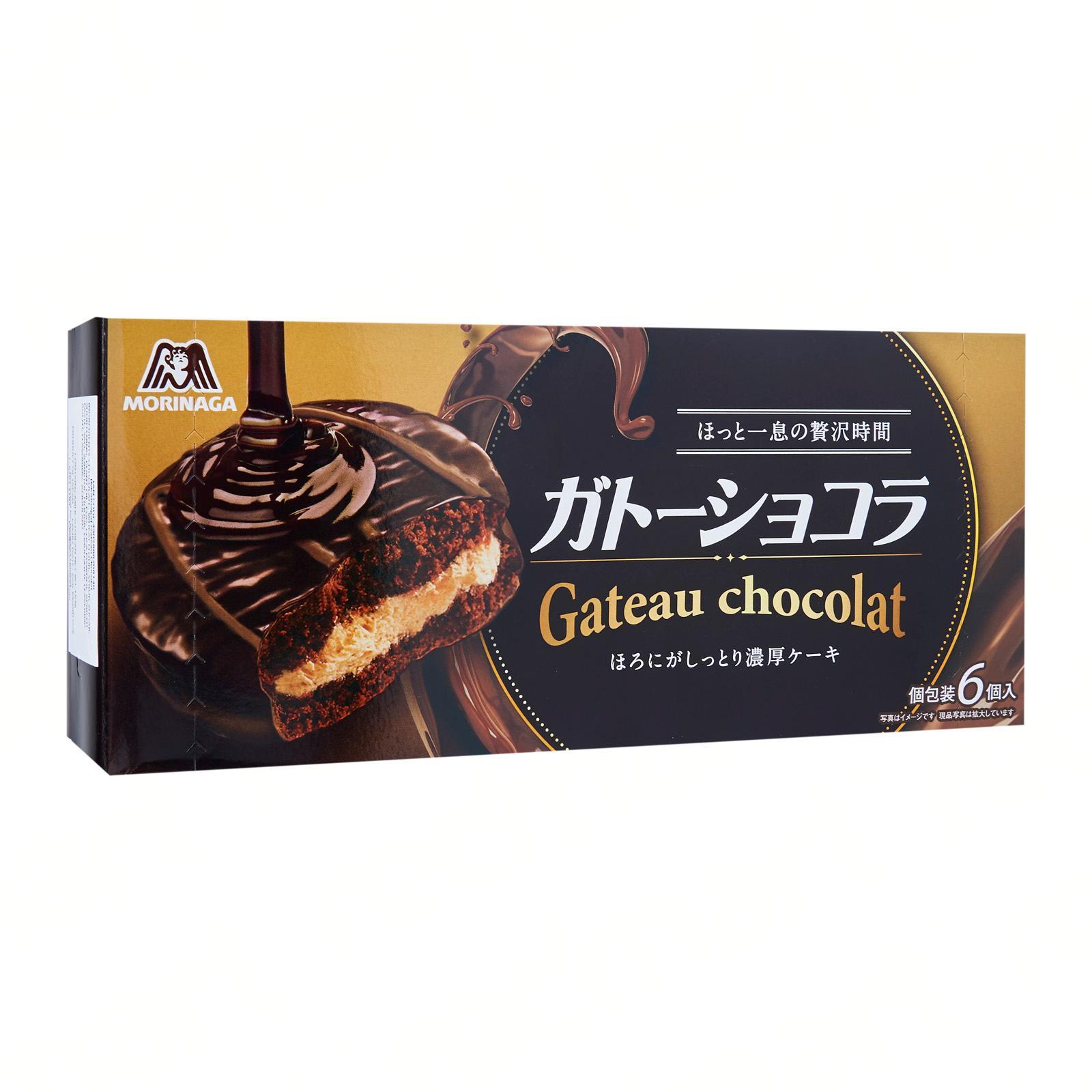 Morinaga Gateau Chocolate