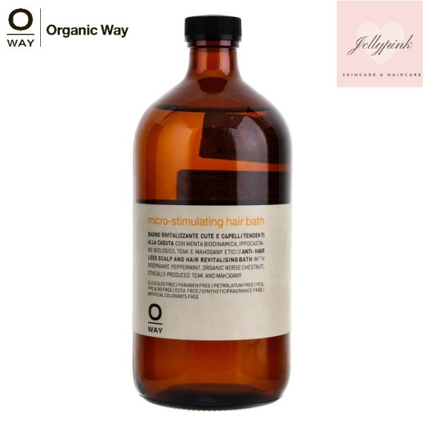 Buy Oway hair loss Micro-stimulating Hair Bath 32.0oz / 950ml Singapore
