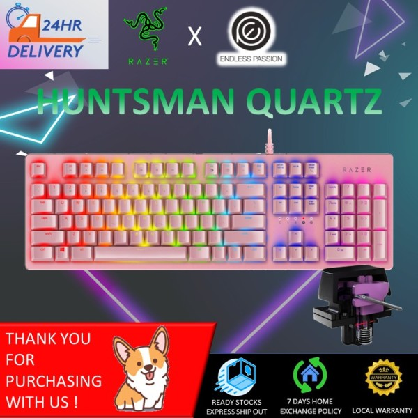 Razer Huntsman - Opto-Mechanical Gaming Keyboard [24 hours delivery] Singapore