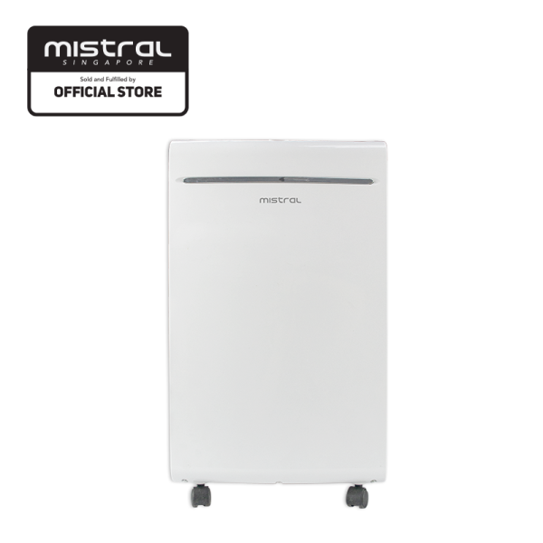 Mistral 10L Dehumidifier with Ionizer / UV Lamp(MDH100) / timer / low noise / 1 year warranty Singapore