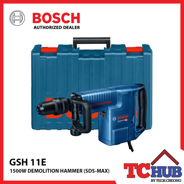 Bosch GSH 11E Demolition Hammer