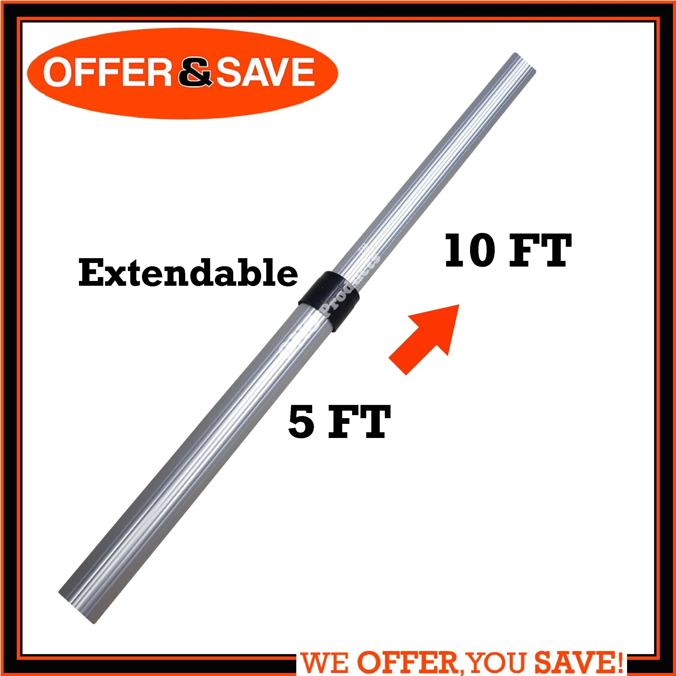 Ons Aluminium Laundry Pole / Bamboo Pole - Extendable By Offer & Save.