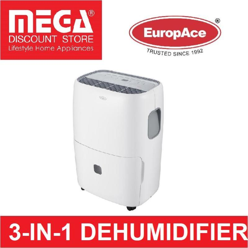 EUROPACE EDH6201T 3-IN-1 DEHUMIDIFIER Singapore