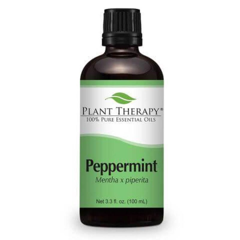 Buy Plant Therapy Peppermint Essential Oil - 100ml Singapore