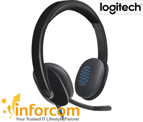 Logitech H540 High Performance USB Headset with Premium Ear Pad, In-line Audio Control with Microphone ( Play Games Music Work From Home, H800 H 800 H600 600 H390 390 H370 370 Home Based Learning, Audio Video Conferencing ) Singapore