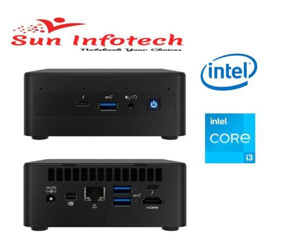 【BRAND NEW】Intel® NUC 11PAHi3 Performance kit- RNUC11PAHi30000 BAREBONE Intel® Core™ i3-1115G4 Processor(6M Cache, up to 4.10 GHz),HDMI 2.0a;USB-C (DP1.4) MiniDP 1.4