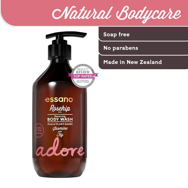 Buy Essano Rosehip Oil Repairing Body Wash 445ml Singapore