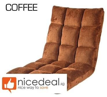 Sofa Floor Chair / Floor Sofa / Sofa Bed Cushion/ Foldable Single Fold / Living Room Furniture
