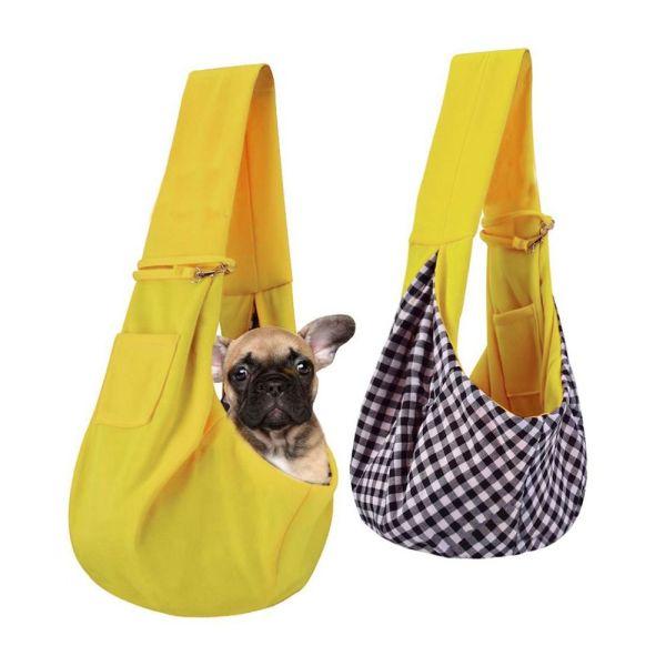 CKCOO Dành cho chó và mèo nhỏ để đi du lịch ngoài trời Túi mềm Thiết kế Tote Thoáng khí Rảnh tay Túi thú cưng Túi vận chuyển vật nuôi Balo thú cưng Cung cấp vật nuôi