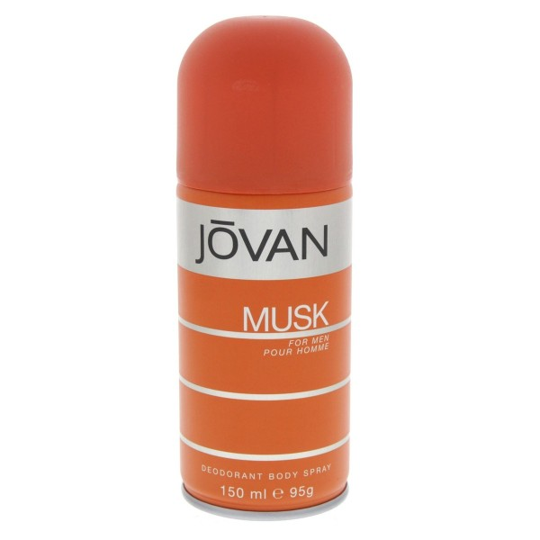 Buy JOVAN MUSK BODY SPRAY MEN 150ML Singapore