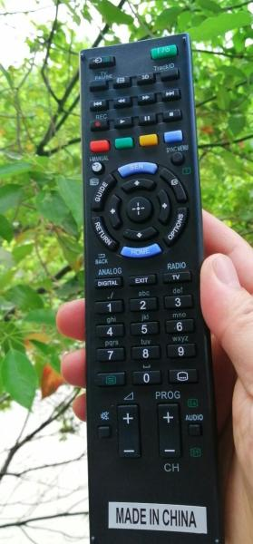 General Sony RM-GD033 RM-GD034 RM-GD035 036 Sony Remote Control Remote