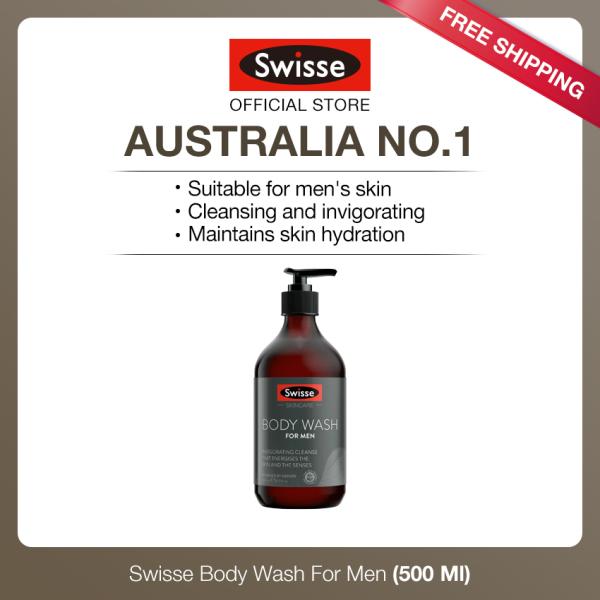Buy Swisse Body Wash For Men 500ml Singapore