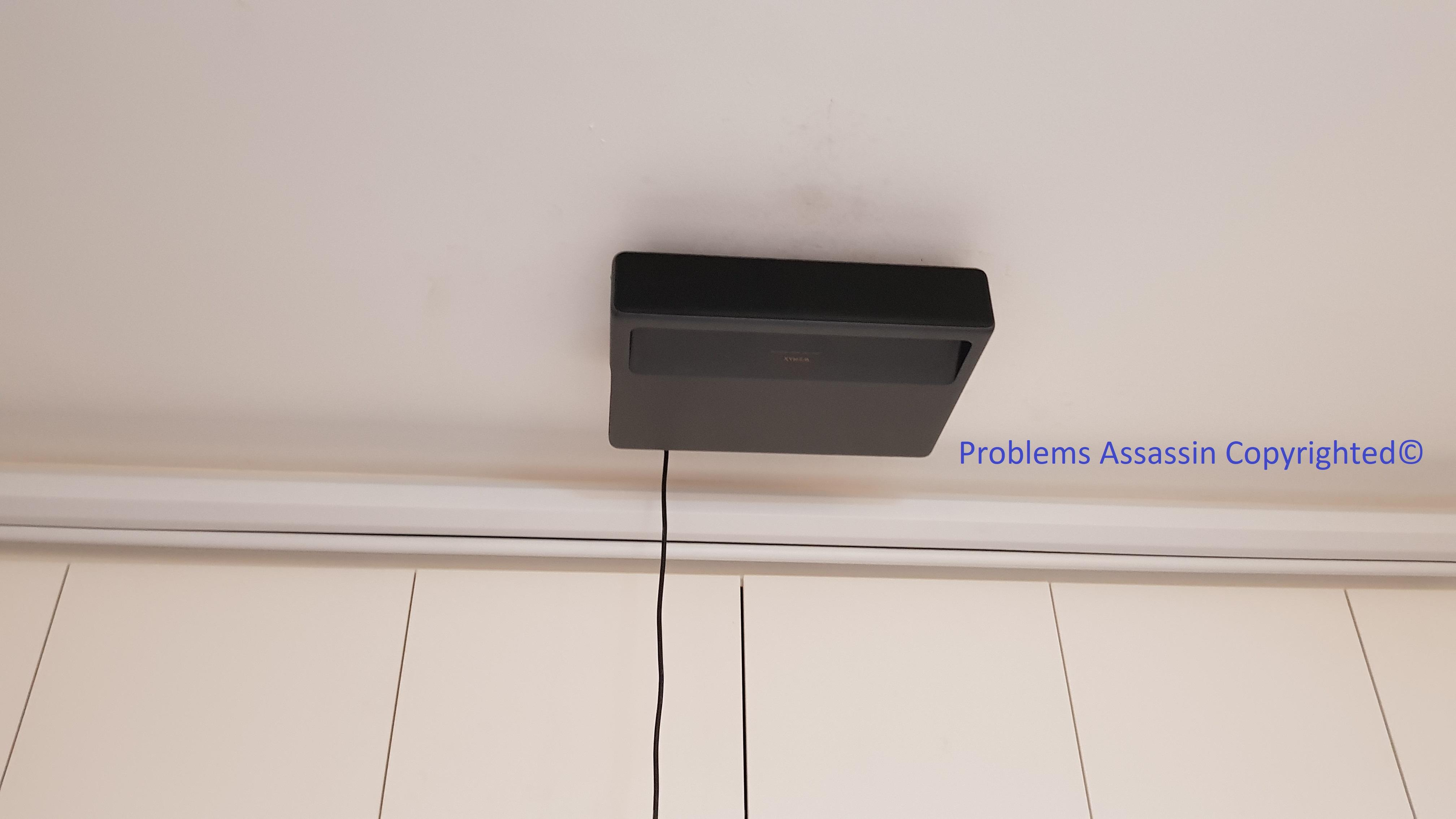 Xiaomi WEMAX One Laser Projector Ceiling Mount (Stainless Steel)
