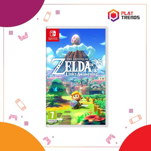 [Pre-order] - Nintendo Switch The Legend of Zelda Links Awakening Standard  Edition (Earliest Ship on 20th Sept 2019 by PlayTrends)
